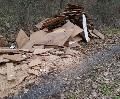 Illegale Abfallablagerung in Weroth