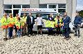 Großzügige Spenden für den Bürgerbus der VG-Unkel