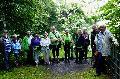 Westerwaldverein Bad Marienberg: Zahlreiche Teilnehmer zur Wanderung trotz Regen