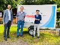"""""""Pflegekräfte sind halt so"""": Spenden statt Sommerfest des Pflegedienstes Forum Pflege"""