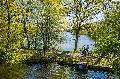 Die Saynbachroute bei Selters: Wunderschöne Radtour vorbei an sieben Weihern und der Burg Hartenfels