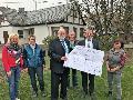 Erweiterungsneubau Gemeindehaus Kaden ist dringend geboten