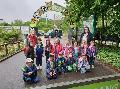 Ranzenbande aus Oberlahr besuchte den Neuwieder Zoo