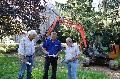 Mitmachen beim Sommerputz im Horhauser Kirchpark