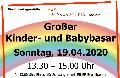 Kinder- und Babybasar der Kita Haus Sonnenschein Alsdorf