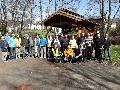 Erfolgreiche Müllsammelaktion 2019 in Linkenbach