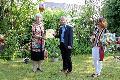 Viel bewegt im Ehrenamt: Brigitte Meyer auf der Heide