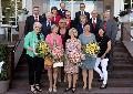 Vorstand dankt Mitarbeitern f�r langj�hrige Treue
