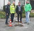 Verbandsgemeindewerke testen Verfahren zur Kanalschachtsanierung