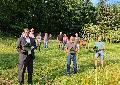 90 Nistkästen in Mudersbach gespendet