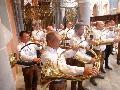 Hörnerklang zu Ehren Gottes in der Abtei Marienstatt