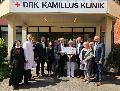 Förderverein DRK Kamillus Klinik Asbach erhält AWO-Spendenscheck
