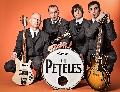 The Peteles spielen zum großen Biergarten-Finale