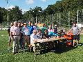 Fußballvereine übernehmen Pflege des Kunstrasenplatzes in Sayn