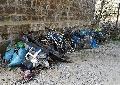 M�llsammelaktion in Pirzenthal: Gutes f�r die Umwelt tun