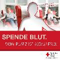 """""""Dein Platz ist noch frei!"""" - Neue Blutspendekampagne"""