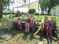 """Ein nachhaltiger Spielplatz für die """"Wundertüte""""-Kinder in Pracht"""