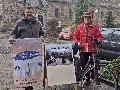 81jähriger Steinebacher: 400 Fahrrad-Kilometer für Willy Brandt und Frieden