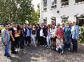 Integrationskurs der DAA Betzdorf auf Besuch im Rathaus Daaden
