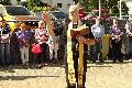 Richtfest am Zentralen Pfarrbüro der Pfarrei Sankt Franziskus