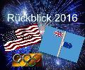 R�ckblick: Was im Jahr 2016 passierte