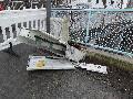 Betzdorf: Vandalismus an P&R-Anlage und in ehemaliger Bertha