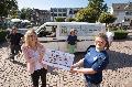 Westerwald Bank Filiale Selters spendet 500 Euro an Jugendkirche