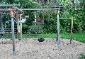Spielplatz der Gemeinde Michelbach erweitert und verschönert