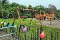 Neuer Spielplatz in Stromberg eröffnet
