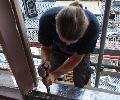 Nentershäuser Kirchenfenster erstrahlen in neuem Glanz