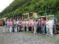 Romantische Fahrt mit der Brohltal-Eisenbahn