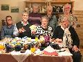 Strickfrauen: Mit Fleiß und Wolle 1700 Euro überreicht