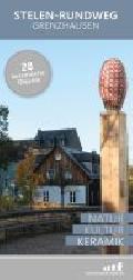 Stelen-Rundweg Grenzhausen- Neuer Flyer zeigt 28 Objekte
