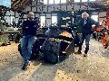 Filmauto-Ausstellung im Technikmuseum Freudenberg