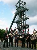 Bindweider Bergkapelle l�dt zu volkst�mlichem Konzert