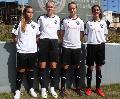 Juniorinnen des SV Rengsdorf in Rheinlandauswahl