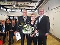 Kriminaloberrat Franz Orthen wurde in den Ruhestand verabschiedet