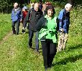 Wanderplan des WWV Bad Marienberg für September