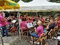Musikverein Dermbach feierte sein Waldfest