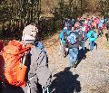 Der erste Sonntag im Jahr gehört der Winterwanderung