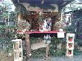 Weihnachtsmarkt Fürthen: Feuer und Glühwein an der Grillhütte