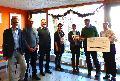 Patrick Vis gewinnt Weihnachtskarten-Wettbewerb