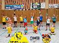 Handball im Lockdown: E-Jugend nimmt an DHB Hanniball Challenge teil