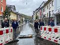 Nächster Meilenstein für die Wissener Rathausstraße: Teilöffnung ab 11. Oktober