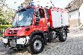 Neues Tanklöschfahrzeug in Melsbach eingetroffen