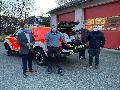 SPD-Bürgermeisterkandidat besucht Feuerwehren in Friesenhagen und Brachbach