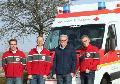DRK Ortsverein Altenkirchen-Hamm ist dankbar f�r Spende