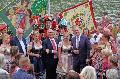 Kulturstadt verband Wein- und Kunstgenuss vortrefflich