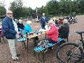 Open-Air-Fahrradgottesdienst am Neunkhäuser Sportplatz