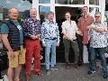 Weyerbusch: Leistungsgemeinschaft gratuliert junger Floristin zur Geschäftseröffnung